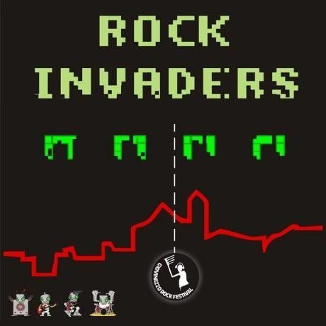 ROCK INVADERS